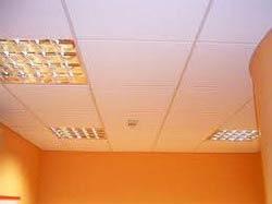Glass False Ceiling