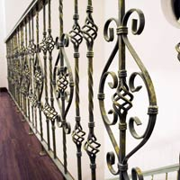 Stainless Steel Staircase Railings