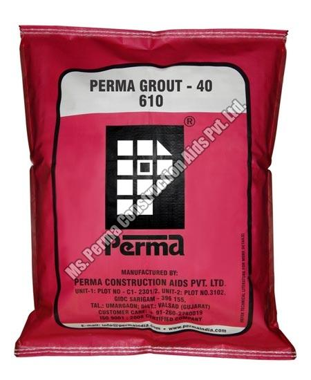 Non Shrink Grouting
