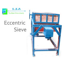 Eccentric Sieve Machine