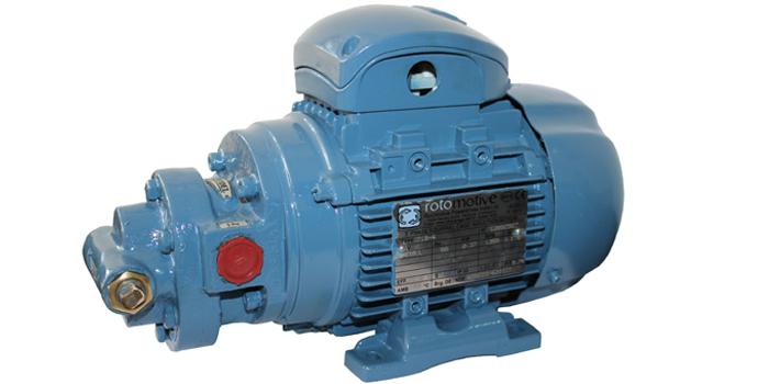 HGCX Type Monoblock Priming Pump 04