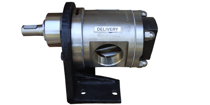 HGSX Type Rotary Gear Pump 02