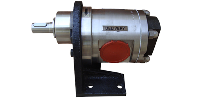 HGSX Type Rotary Gear Pump 03