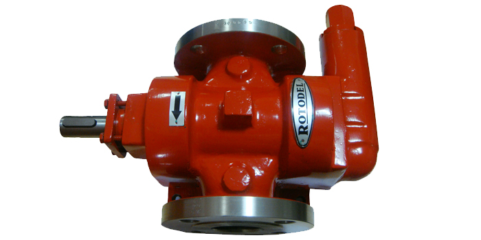 RDMS Type Rotary Gear Pump 01