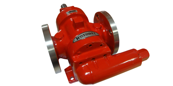 RDMS Type Rotary Gear Pump 03