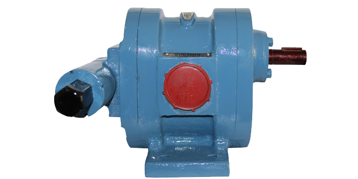 SPN Type Rotary Gear Pump 02