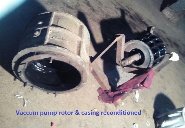 Vacuum Pump Reconditioning
