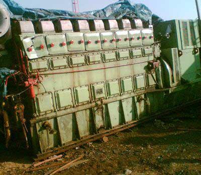 Marine Diesel Engine Generator