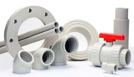 Polypropylene Homopolymer Pipes