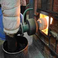 Gasifier Burner  for Pulse Heater
