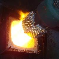 Gasifier Burner for Skelner Furnace Melt