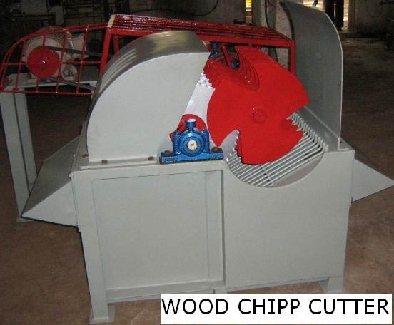 Wood Chip Cutter