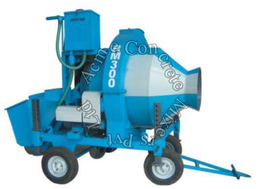Concrete Mobile Batching Machine (RM300)