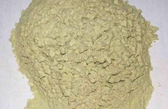 AAC Block Grade Gypsum Powder