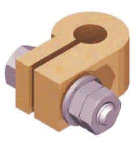 D Type Cable Lug Clamp