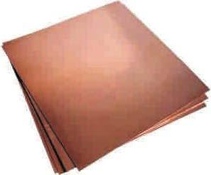 Solid Copper Earth Plates