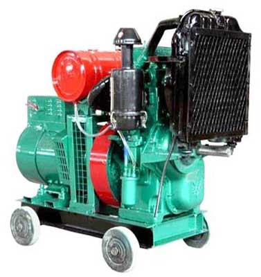 Maintenance of generator