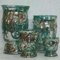 Glass Flower Vase (AC - SS - 111)