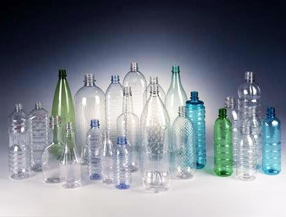 PET Bottles 01