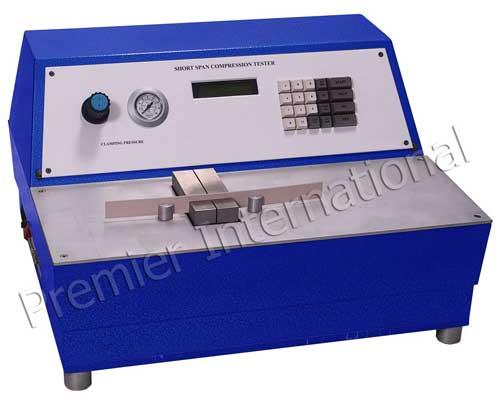 Short Span Compression Tester