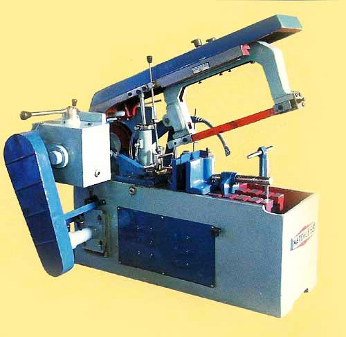 Hydraulic Power Hacksaw Machine