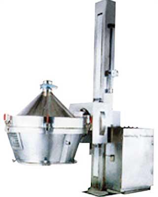 Bowl Lifting & Tilting Device