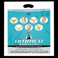 Plastic Jewellery Bags