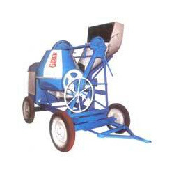 One Bag Mechanical Hopper Concrete Mixer Machine