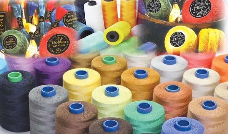 Textile Yarn 01