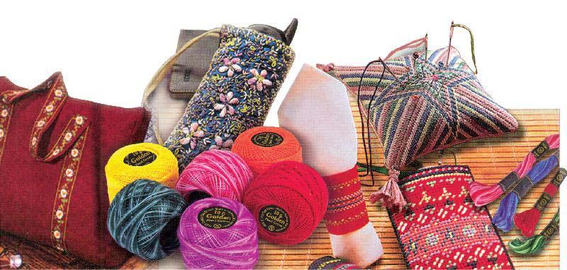 Textile Yarn 02