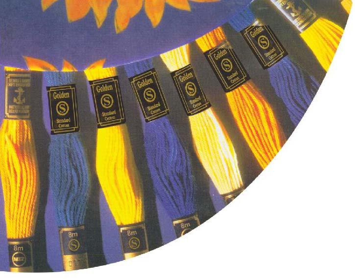 Textile Yarn 03