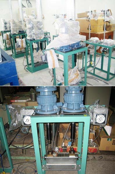 Liquid Color Injection Machine