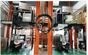 Polyester FDY Spinning Machine