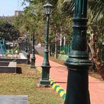 FRP Decorative Poles