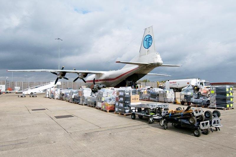 Kết quả hình ảnh cho air freight forwarding