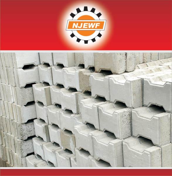 interlock bricks machine
