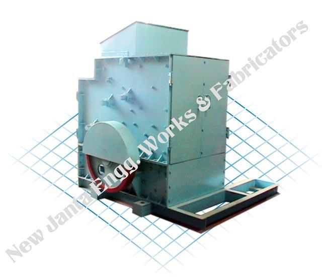 Roller Crusher Manufacturer