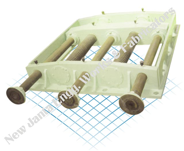 Rolling Mill Pusher Manufacturers
