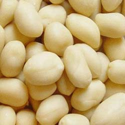 Blanched Peanuts Without Kernels