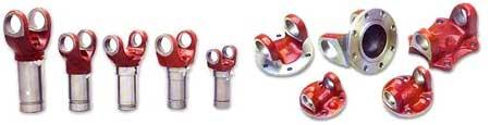 Propellor Shaft Components