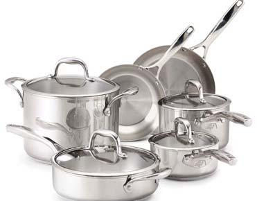 Kitchen utensils aluminum utensils brass utensils exporters for Kitchen set bartan
