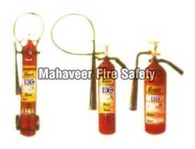 CO<sub>2</sub> Type Fire Extinguisher