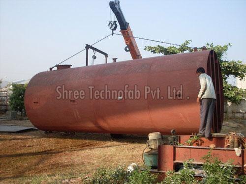 Petroleum Storage Tanks