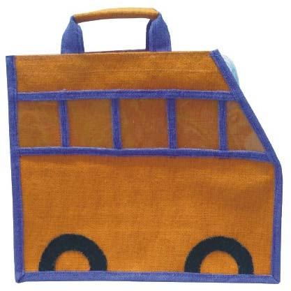 Kids Jute Fabric Bags