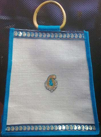 Return Gift Jute Fabric Bags