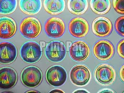 Dot Matrix Holograms