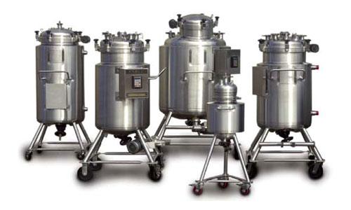 Pharmaceutical Processing Tanks