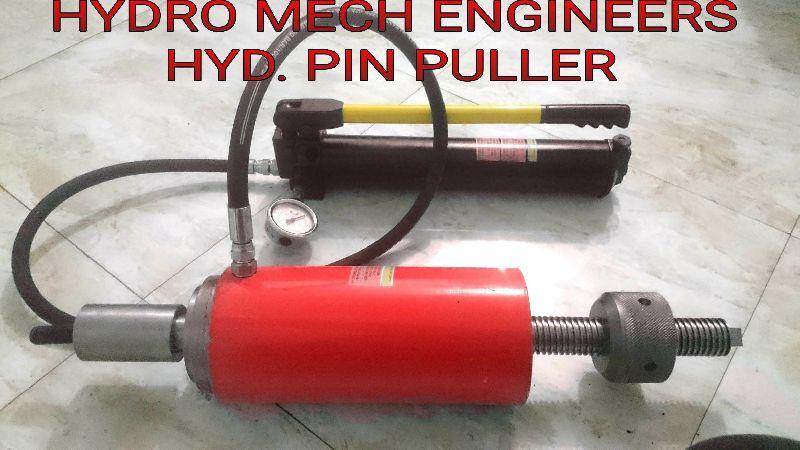 Hydraulic Cylinder Pin Puller : Hydraulic pin puller industrial heavy
