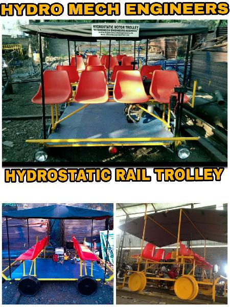 Hydrostatic Motor Trolley