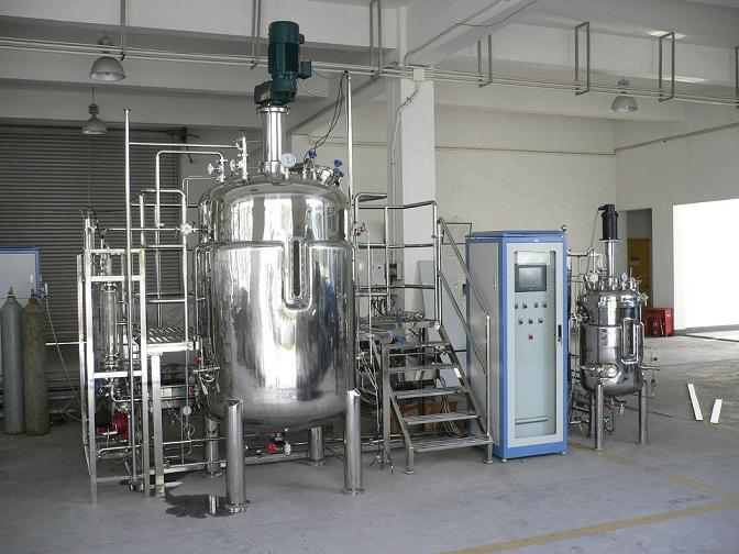 Industrial Bio Fermenter